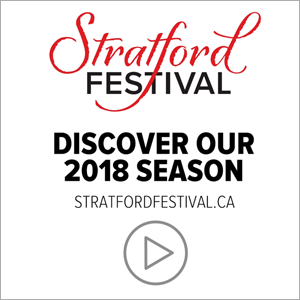 Watch Stratford 2018 festival promotion